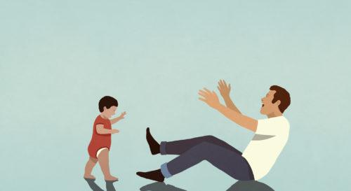 Congé paternité : sa durée va doubler et passer à 28 jours