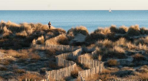 La Grande-Motte : c'est l'amour à la plage