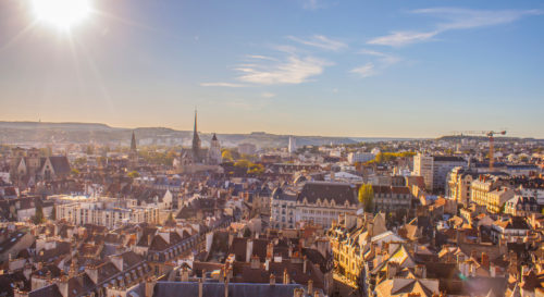 Dijon : le sexe à l'affiche pour les municipales