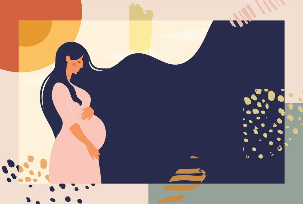 femme enceinte libertinage